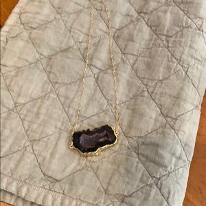 Beautiful stone necklace